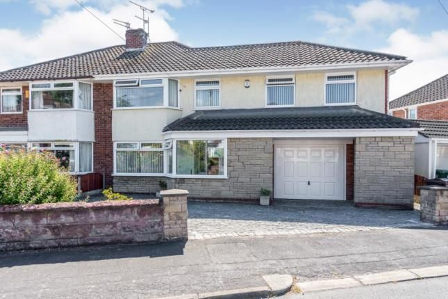 Thumbnail Semi-detached house for sale in Clent Gardens, Liverpool, Merseyside