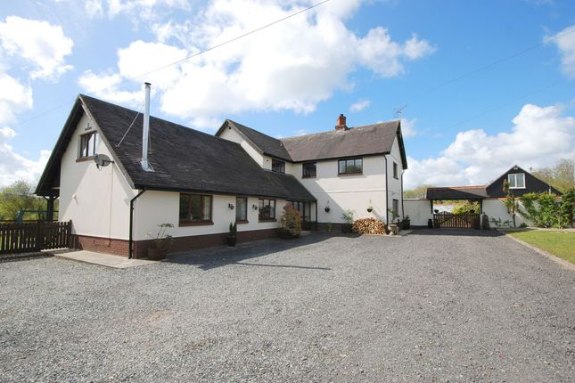 Thumbnail Detached house for sale in Cilcennin, Near Aberaeron