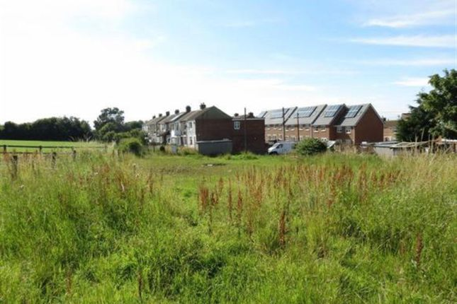 Thumbnail Land for sale in South Of Ellerbourne Terrace, Station Town, County Durham