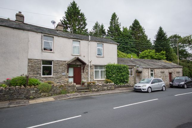 Thumbnail End terrace house for sale in Haverthwaite, Ulverston
