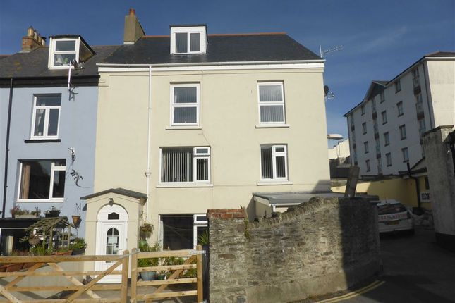 Thumbnail Terraced house for sale in Fortescue Road, Ilfracombe