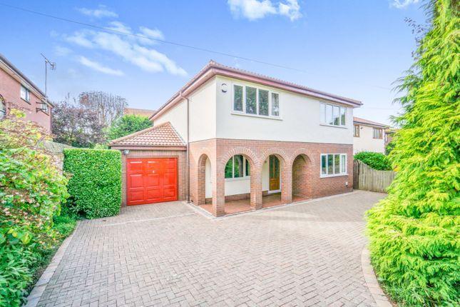 Thumbnail Detached house for sale in Brancote Road, Oxton, Prenton