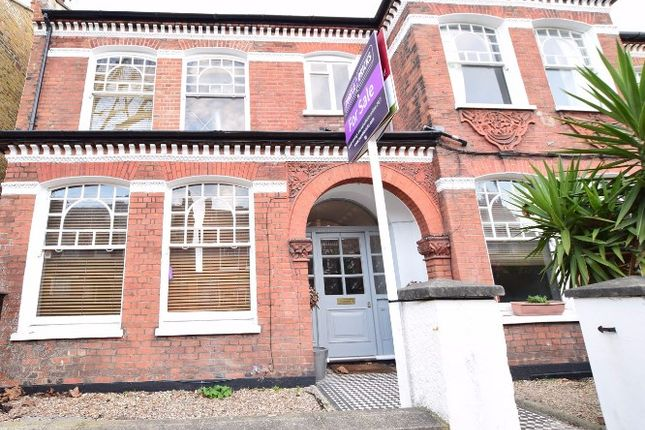 Thumbnail Flat for sale in Dalebury Road, Tooting