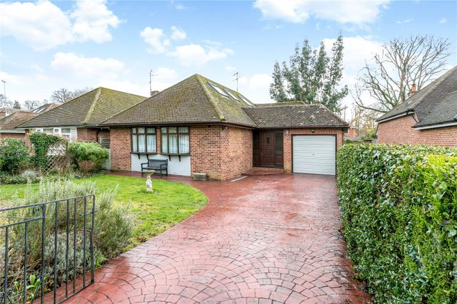 Thumbnail Detached bungalow for sale in Harwood Road, Marlow, Buckinghamshire