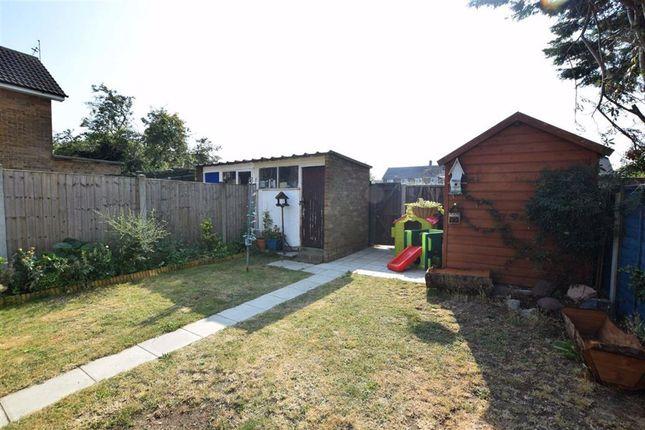 Rear Garden of Beech Road, Basildon, Essex SS14