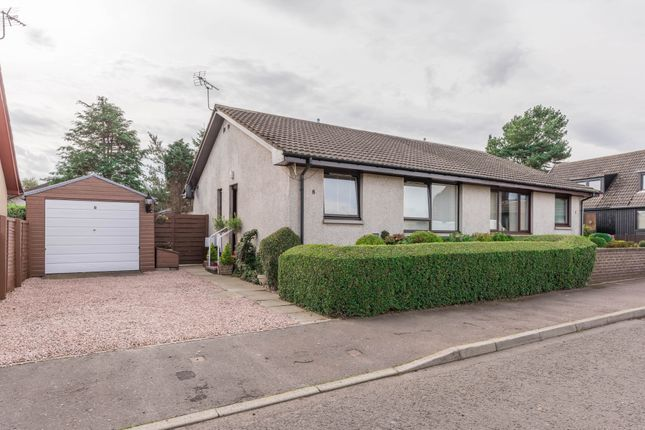 Thumbnail Semi-detached house for sale in Dunrossie Terrace, Montrose
