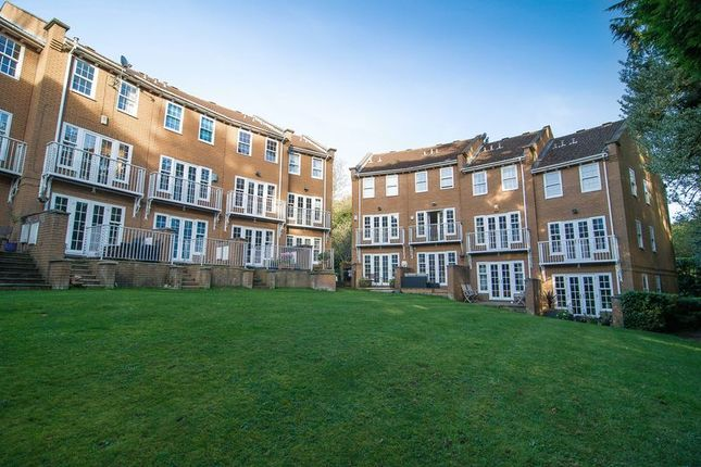 Thumbnail Terraced house to rent in Branksome Wood Road, Westbourne, Bournemouth