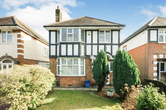 Thumbnail Detached house for sale in Christchurch Road, Boscombe, Bournemouth