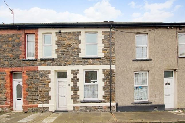 Thumbnail Terraced house for sale in 4, Cross Street, Resolvan, Neath, Neath