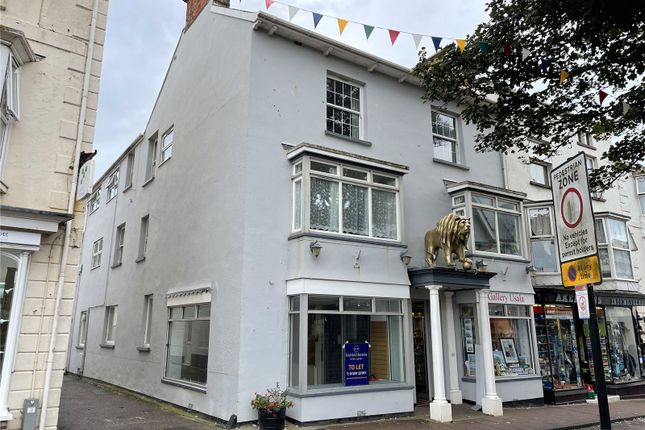 Thumbnail Commercial property for sale in 23 Fore Street, Seaton, Devon