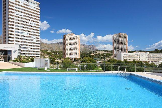 Poniente, Benidorm, Alicante, Valencia, Spain