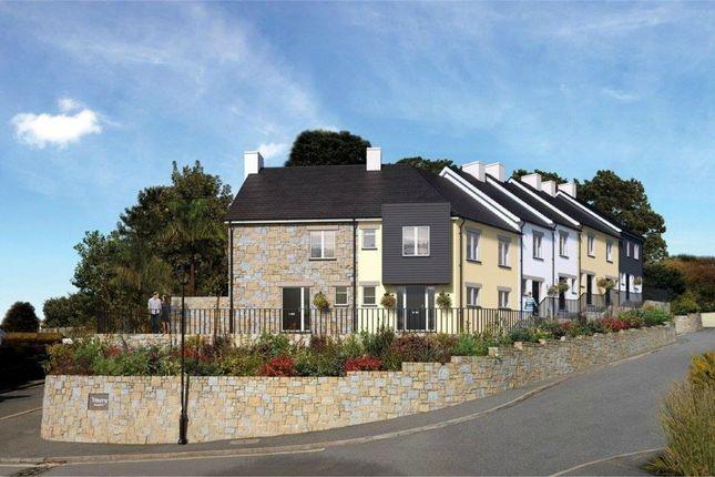 Thumbnail Terraced house for sale in Vinery Meadow, Penryn