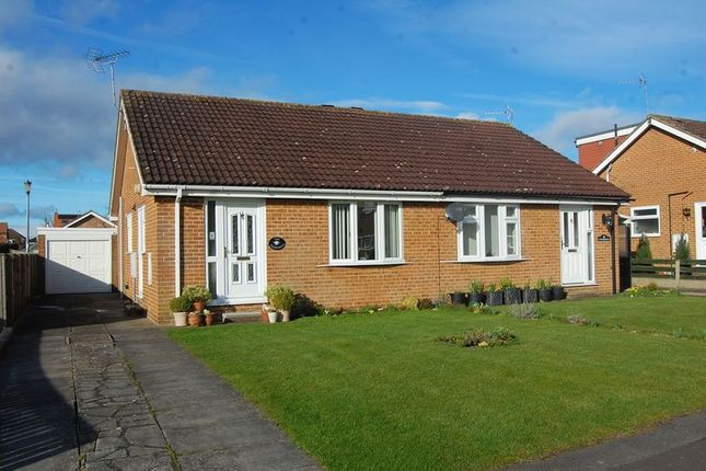 2 bed semi-detached bungalow for sale in Fairfield, Stockton Road, Thirsk
