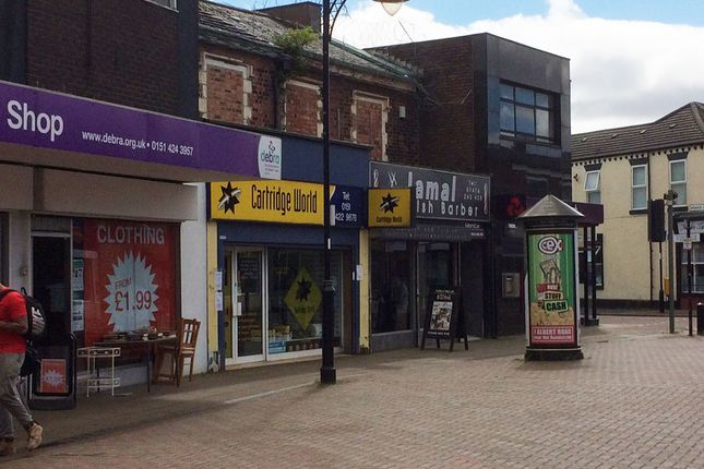 Thumbnail Retail premises to let in 152 Widnes Road, Widnes WA8, Widnes,