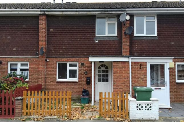 Thumbnail Terraced house to rent in Bledlow Close, Thamesmead