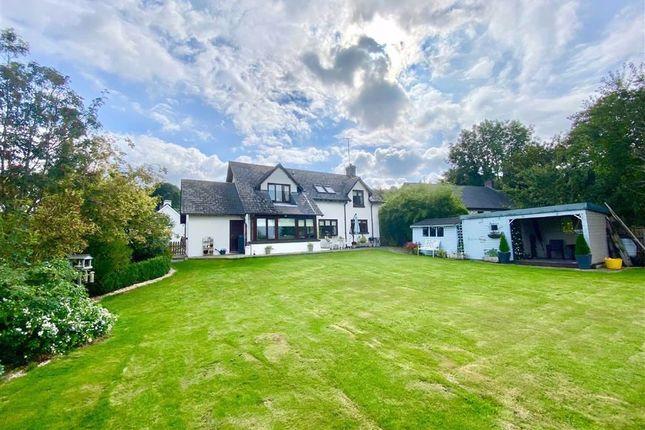 Thumbnail Detached house for sale in Rhydlewis, Rhydlewis Llandysul, Ceredigion