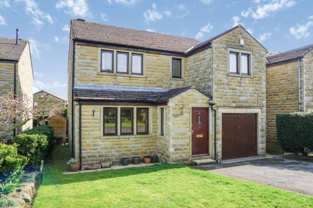 Thumbnail Detached house for sale in Highley Hall Croft, Clifton
