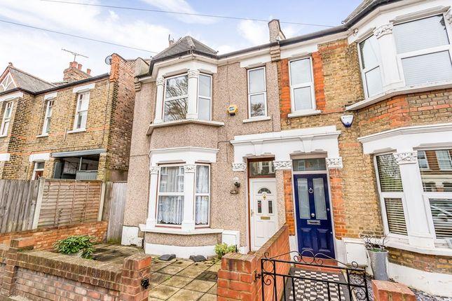 Thumbnail End terrace house to rent in Selwyn Avenue, London