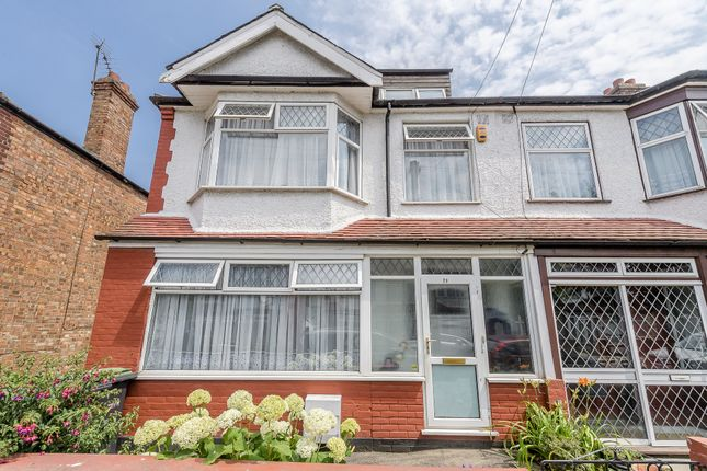 Thumbnail Terraced house for sale in Branksome Avenue, London