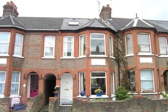 Thumbnail Terraced house for sale in Glencoe Road, Bushey