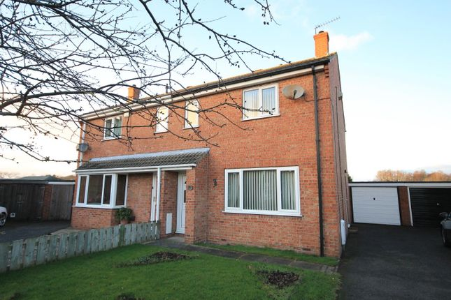 3 bed semi-detached house for sale in Swain Court, Northallerton