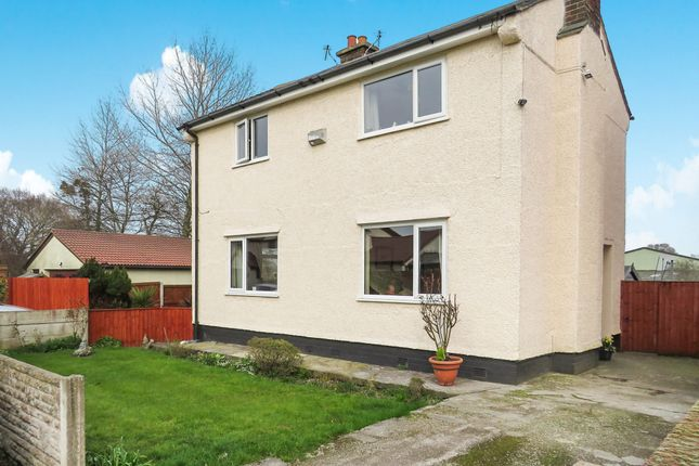 Thumbnail Detached house for sale in Thorncroft Drive, Barnston, Wirral