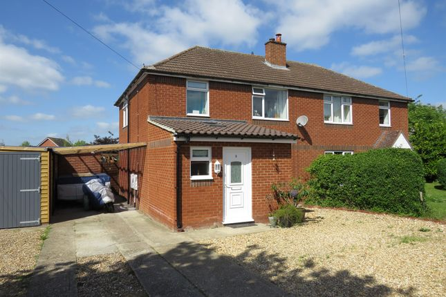 Thumbnail Semi-detached house for sale in Bryants Close, Shillington, Hitchin