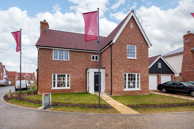 Detached house for sale in The Street, Gazeley, Newmarket