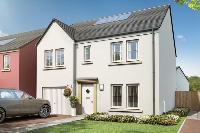 """Thumbnail Detached house for sale in """"The Whitecairns"""" at Stable Gardens, Galashiels"""