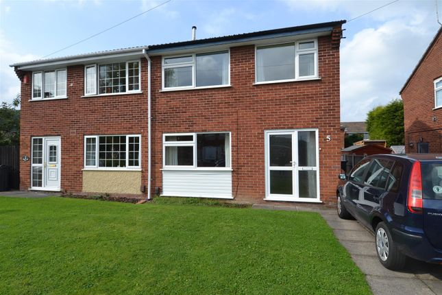Thumbnail Property to rent in Graham Rise, Loughborough