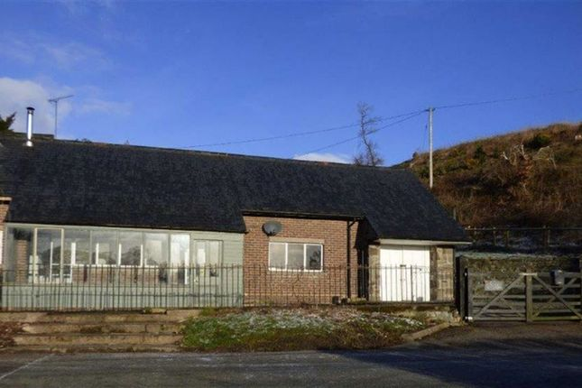 Thumbnail Semi-detached bungalow to rent in Bwlch-Y-Cibau, Llanfyllen, Bwlch-Y-Cibau Llanfyllin