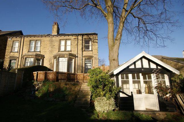 Thumbnail Semi-detached house for sale in Birkby Hall Road, Birkby, Huddersfield