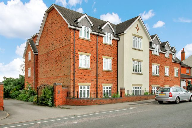 Thumbnail Flat for sale in Mount Pleasant, Redditch