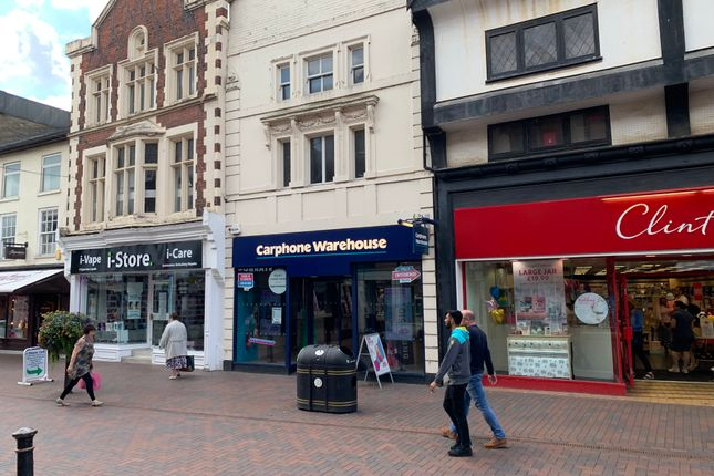 Thumbnail Retail premises for sale in Greengate Street, Stafford
