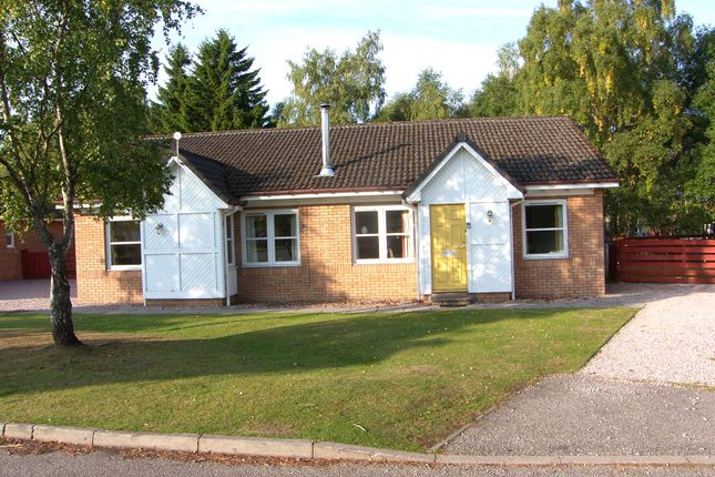 Thumbnail Detached house for sale in Silverglades, Aviemore