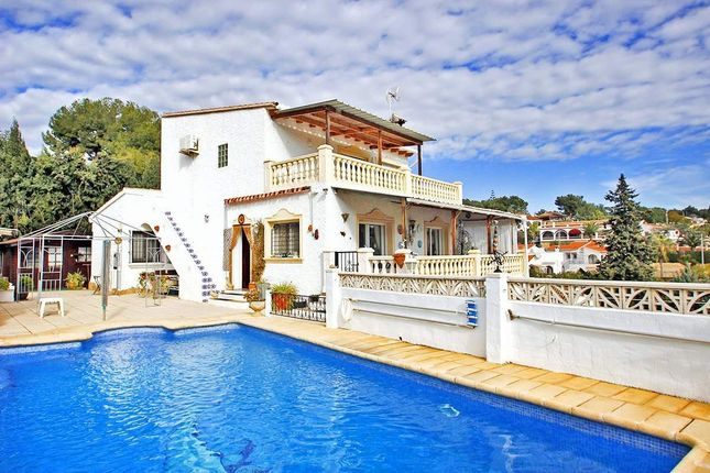3 bed villa for sale in Benissa, Alicante, Spain