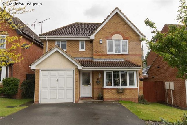 Thumbnail Property for sale in Fieldfare Close, Bottesford, Scunthorpe