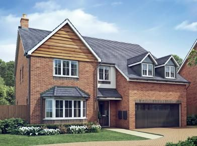 Thumbnail Detached house for sale in Kings Street, Yoxall, Staffordshire