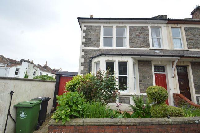 Thumbnail Property to rent in Monmouth Road, Bishopston, Bristol