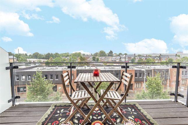 Balcony of Paxton House, 401 Larkshall Road, London E4