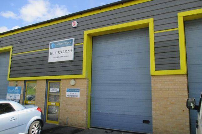 Thumbnail Retail premises to let in Unit E4, Premier Business Centre, Newgate Lane, Fareham, Hampshire