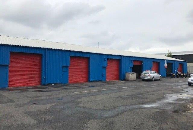 Warehouse to let in Market Place, Morpeth