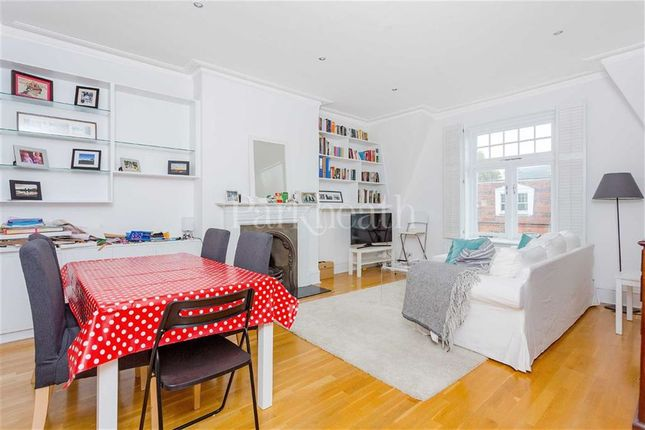 3 bed flat to rent in Aberdare Gardens, South Hampstead, London