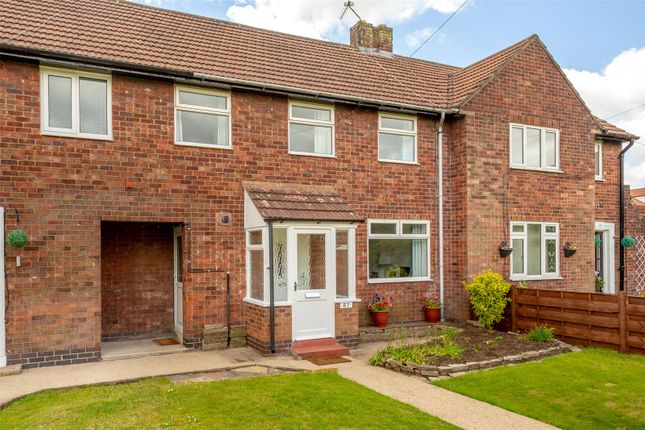 Thumbnail Terraced house for sale in North Lane, York