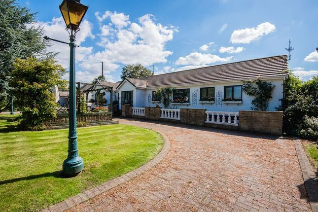 Thumbnail Detached bungalow for sale in Moorfield Lane, Scarisbrick, Ormskirk