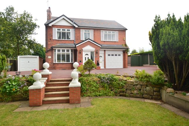 Thumbnail Detached house for sale in Southwell Road West, Rainworth