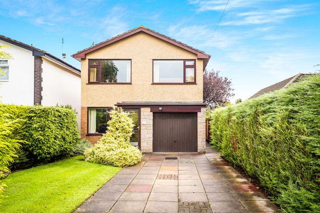 Thumbnail Detached house for sale in Cobham Road, Moreton, Wirral