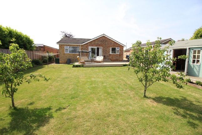Thumbnail Detached bungalow for sale in Main Road, Rollesby, Great Yarmouth