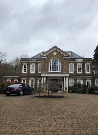 Thumbnail 7 bedroom detached house for sale in Wentworth Estate, Surrey