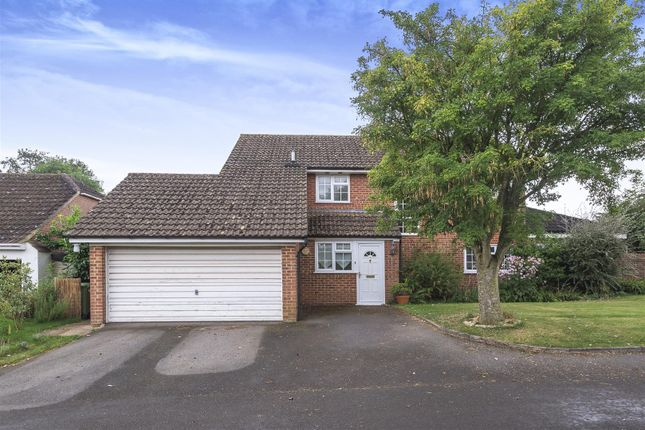 Thumbnail Detached house for sale in Hobbs Hill, Keevil, Trowbridge